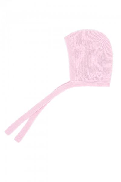 rosa kaschmir baby erstgeborenen mütze